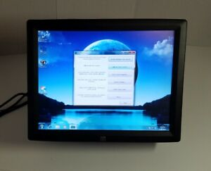 Elo 1529l 15 Pos Point Of Sale Touch Screen Monitor