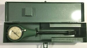 Mahr Federal 1201p 1 r2 Dial Bore Gage W C1k Indicator 750 875 Only W Case