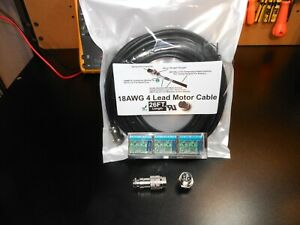 Gecko G251x Drivers 3 Axis Kit 3 26ft Pre built 18 4 Double Shielded Cables