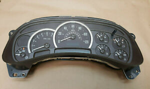 Cadillac Escalade Instrument Gauge Cluster Speedometer W Transmission