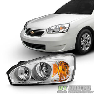 2004 2007 Chevy Malibu Factory Style Headlight Headlamp Replacement Driver Side