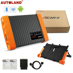 Autoland E Iscan Obd2 Code Scanner Abs Srs Epb Full System Diagnostic Scan Tool