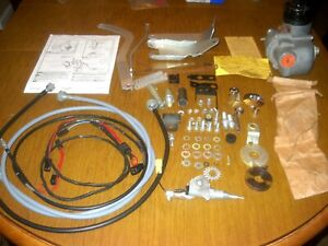 Nos 1963 Chevrolet Impala Convertible Accessory Cruise Control Installation Kit