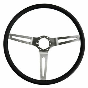 New Goodmark Cushion Grip Steering Wheel Bare Wheel Fits Chevelle Gmk4033540701