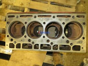 International 239 Engine Block Good Used Esn 239dt2d470556