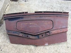1937 1938 Dodge Cal Vent T a 32 34 Rat Rod Hot Rod