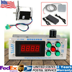 New Variable Speed Auto Transformer Coil Winding Machine Digital Counter 1 65535