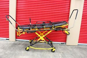 Stryker Stretcher 6083 Mx pro Bariatric Lbs Ambulance Stryker Power Pro Xt Cot