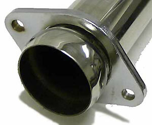Obx Racing Sports S S Turbo Down Pipe Fits 07 12 Mazda Mazdaspeed 3 2 3l H B 4dr