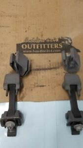 Jeep Jk Wrangler Oem Hood Catch Latch Pair 07 17 14949