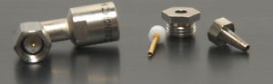 6 New Sma Rf Connector 50 Ohm 12 4ghz Right Angle Jack In line Bendix M39012 56