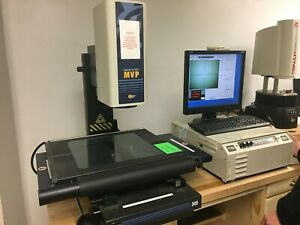 Ogp Smartscope Mvp 300 Automated Video Measuring Machine With Touch Probe