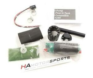 Aem 340 Lph Fuel Pump With Install Kit