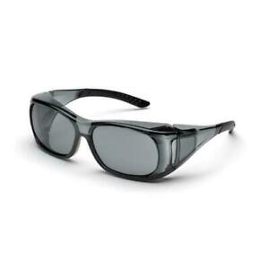 Elvex Delta Plus Ovr Spec Ii Safety shooting Glasses Over The Spectacle Grey