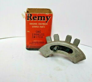 Nos Buick Neutral Safety Backup Switch 1953 1956 Delco 1998101