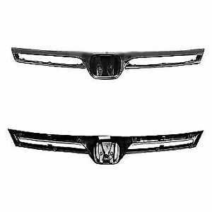 For Honda Civic 2006 2008 Replace Ho1200174c Grille Bar