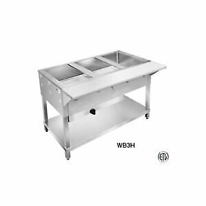 3 Well Gas Steam Table