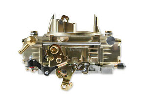 Holley 0 1848 2 465 Cfm Classic Holley 4160 Series 4 Barrel Carburetor