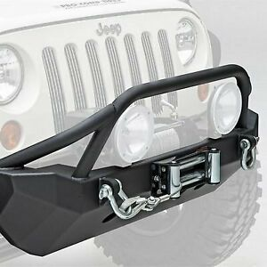 Smittybilt Xrc Front Bumper With Hitch 76806