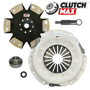 Stage 4 Clutch Kit For 83 5 87 Conquest Starion Tsi Esi 2 6l Turbo Intercooled
