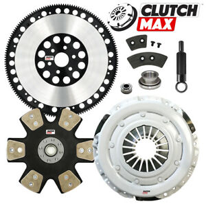 Stage 5 Clutch Kit lite Race Flywheel Fits 81 95 Mustang T5 Tremec Tko 26 Spline