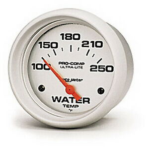 Auto Meter 4437 Gauge Water Temperature