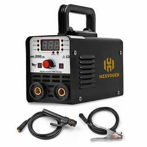 Maquina De Soldar 220v 120a Electrica Welding Machine Solder Mini Arc200