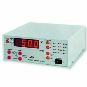 3b Scientific U21020 230 Power And Energy Meter With Pc Interface 230v