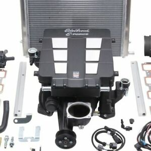 Edelbrock 1538 E Force Stage 1 Supercharger Kit With Tune For Dodge Ram 1500