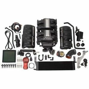 Edelbrock 1580 E force Stage 1 Supercharger Kit With Tune For Mustang Gt 4 6l