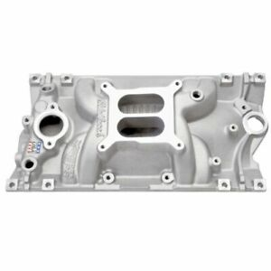 Edelbrock 2716 Performer Eps Vortec Intake Manifold For Chevy Small Block