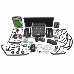 Edelbrock 15812 Stage 1 Street Supercharger Kit W Tune For Ford F 150 5 0l