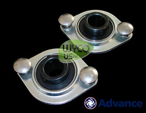 Front Wheel Bearing Kit Advance Sc1500 Stand on Autoscrubber 56104384 5c19