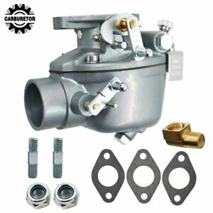 Carburetor For Ford Jubilee Naa Nab Tractor Eae9510c Marvel Schebler