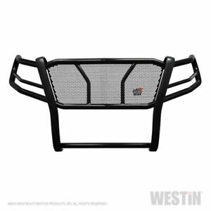 Westin 57 3985 Hdx Grille Guard For 2019 2020 Ford Ranger