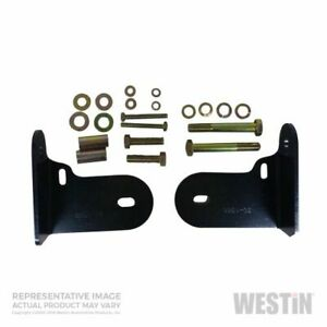 Westin 30 1375 Safari Bull Bar Mount Kit For 2005 2009 Chevrolet Equinox