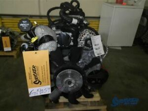2019 Express 2500 6 0l L96 Complete Engine W Automatic Transmission 1065668