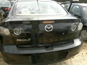 Trunk hatch tailgate Sedan Without Spoiler Fits 07 09 Mazda 3 335307