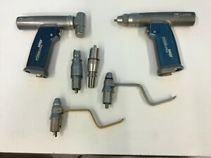 Conmed linvatec hall Power Pro Max Set With Pro 5400m 5300m 2 Drill Attach