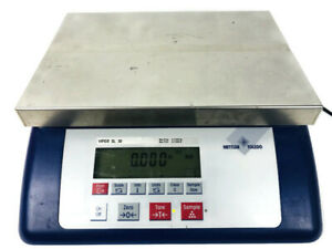 Mettler Toledo Viper Sl 30 Scale Shipping Receiving Table Top Postage