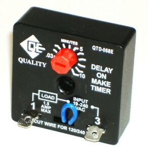 Relay time Delay Qtd 068e