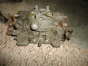 1962 64 Dodge Chrysler 413 Carter Afb Carburetor Imperial 300 3256sa