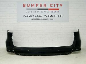 Oem 2014 2015 2016 Bmw X5 Rear Upper Bumper Cover 5112 7294392