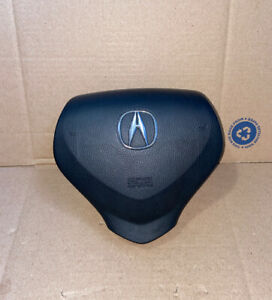 2007 2008 Acura Tl Left Driver Steering Wheel Airbag Oem Black
