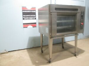 hardt Inferno 3000 Hd Commercial Natural Gas Rotisserie Ovens W auto Clean