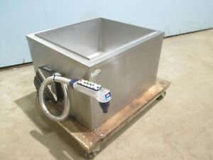 taprite fassco H d Commercial 9 Circuits Under Counter Ss Cold Plate Ice Bin
