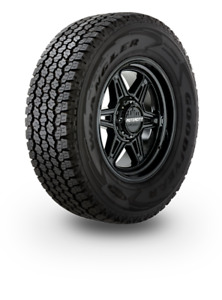 Goodyear Wrangler At Adventure 245 65r17 107t Tire 758592571 Qty 1