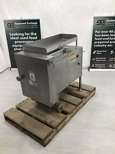 Holac Ho 21 Dicer Complete Food Processing Machine Reducer Cuber