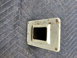 Ford Model A Aa B Cab Heater Vent 1928 1929 1930 1931 1932 1933