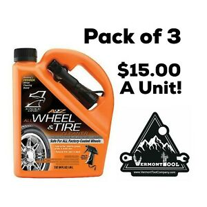 Eagle One E300890900 854039 A2z All Wheel And Tire Cleaner 64 Oz 64 Fluid_